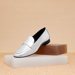 DVF Lafayette loafers